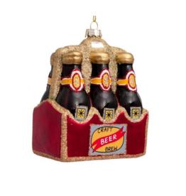 Vondels Beer chrismtas ornament