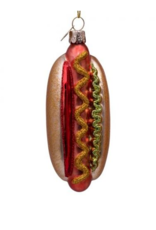 Vondels Hotdog christmas ornament