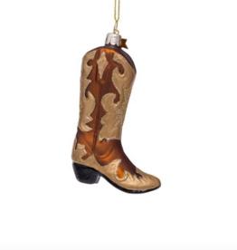 Vondels Cowboy bot christmas ornament