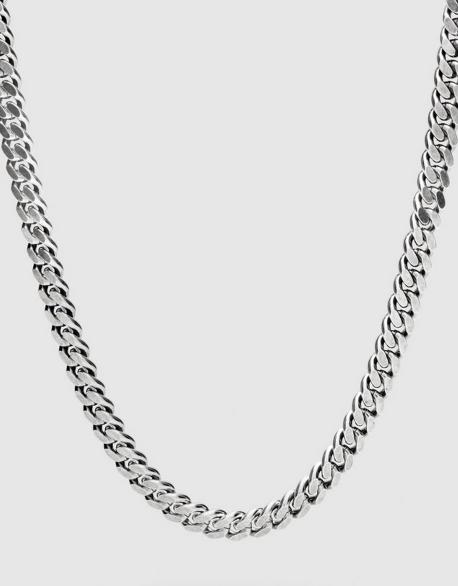 Tom Wood Tom Wood Necklace Curb L (NCL)