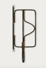Wiener Newspaperholder brown 50cm