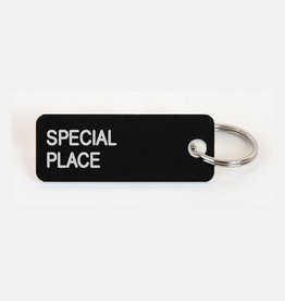 Various Keytags Keytag Special Place