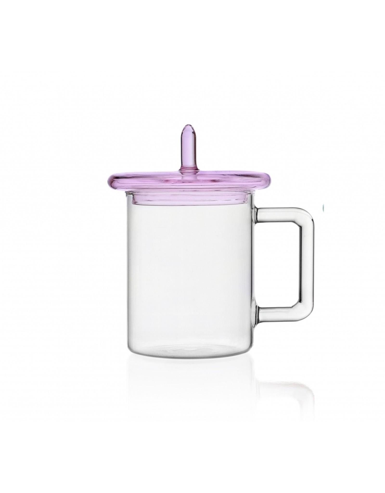 Ichendorf Tea Mug Pink
