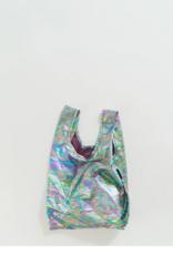 Baggu Baby reusable bag rainbow metallic