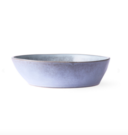 HK Living bold & basic ceramics : rustic grey bowl M