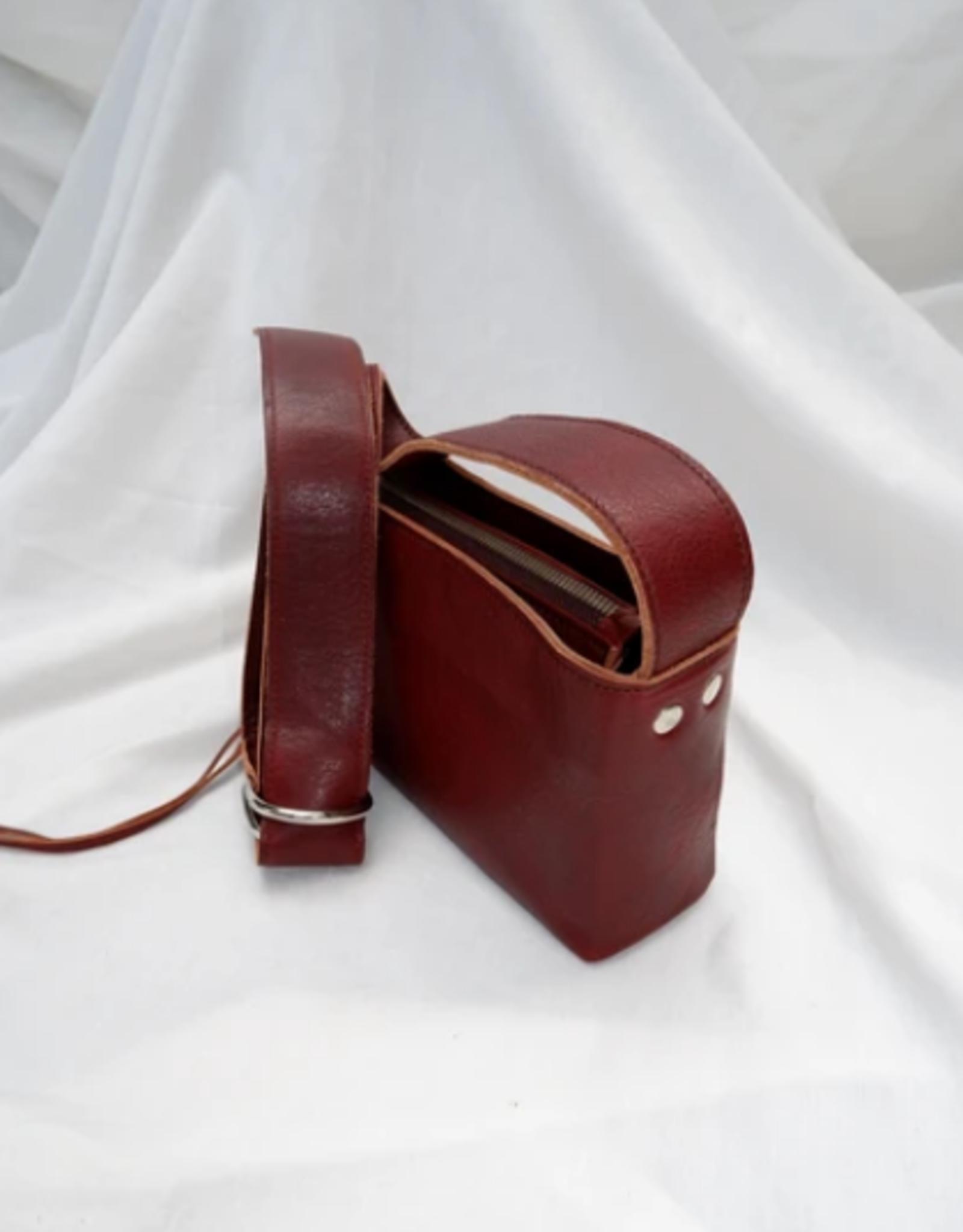 Nona Nona Box bag chocolat