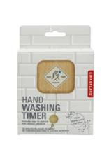Kikkerland Hand washing timer