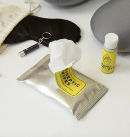Kikkerland Travel sanitizing kit