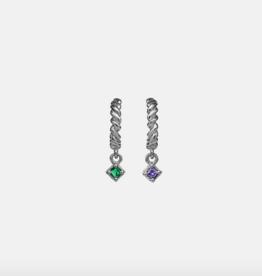 Maanesten Herle earrings silver