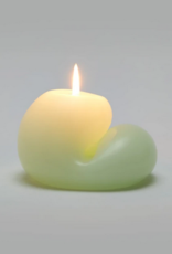 Areaware Goober candle green