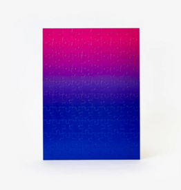 Areaware Gradient puzzle blue pink
