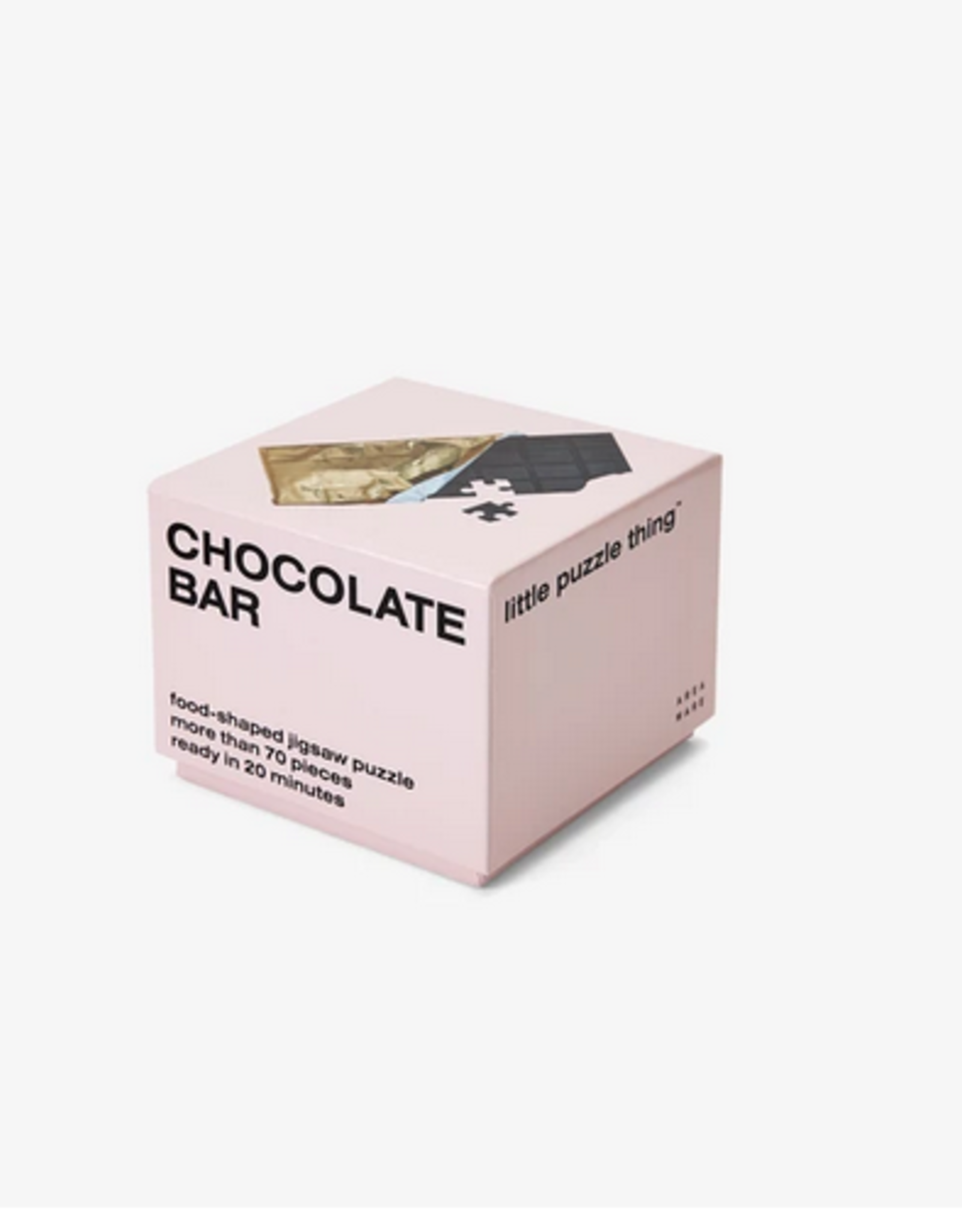 Areaware Little puzzle things Chocolate bar