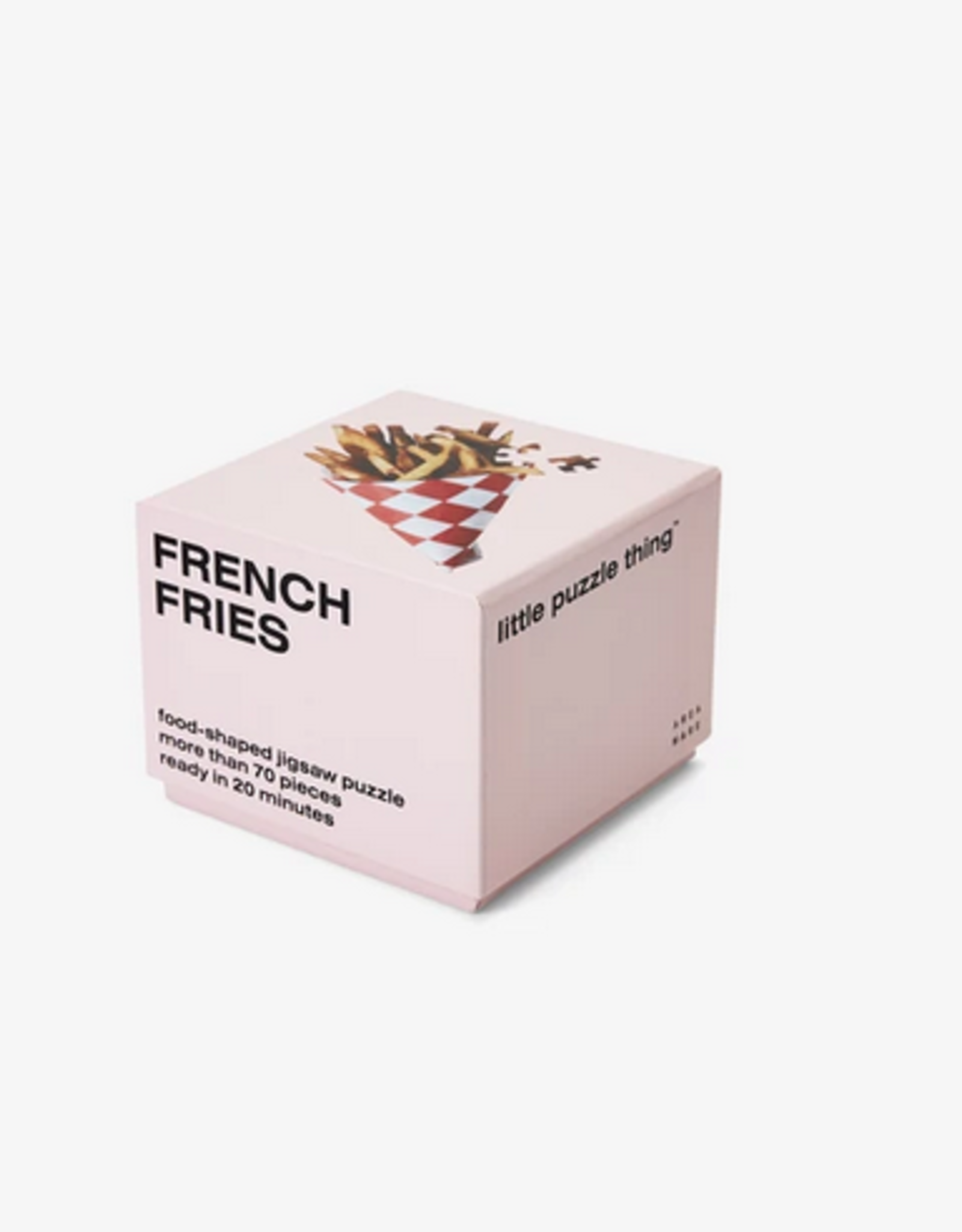 Areaware Little puzzle thing French fries