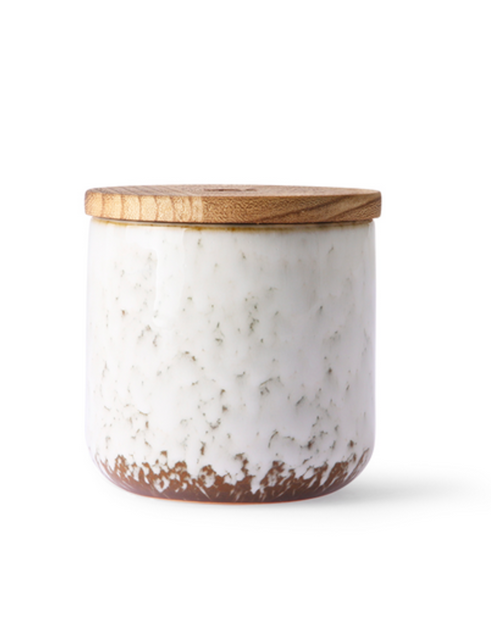 HK Living ceramic scented candle northern soul