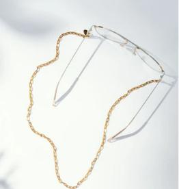 Coco Bonito Sunnycord Elongated chain gold