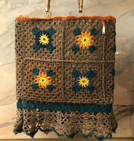 La Milanesa Crochet Bag Big A