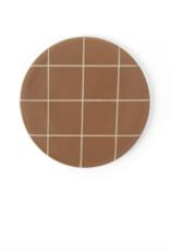 OYOY Suki board caramel white