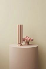 OYOY Toppu vase high caramel