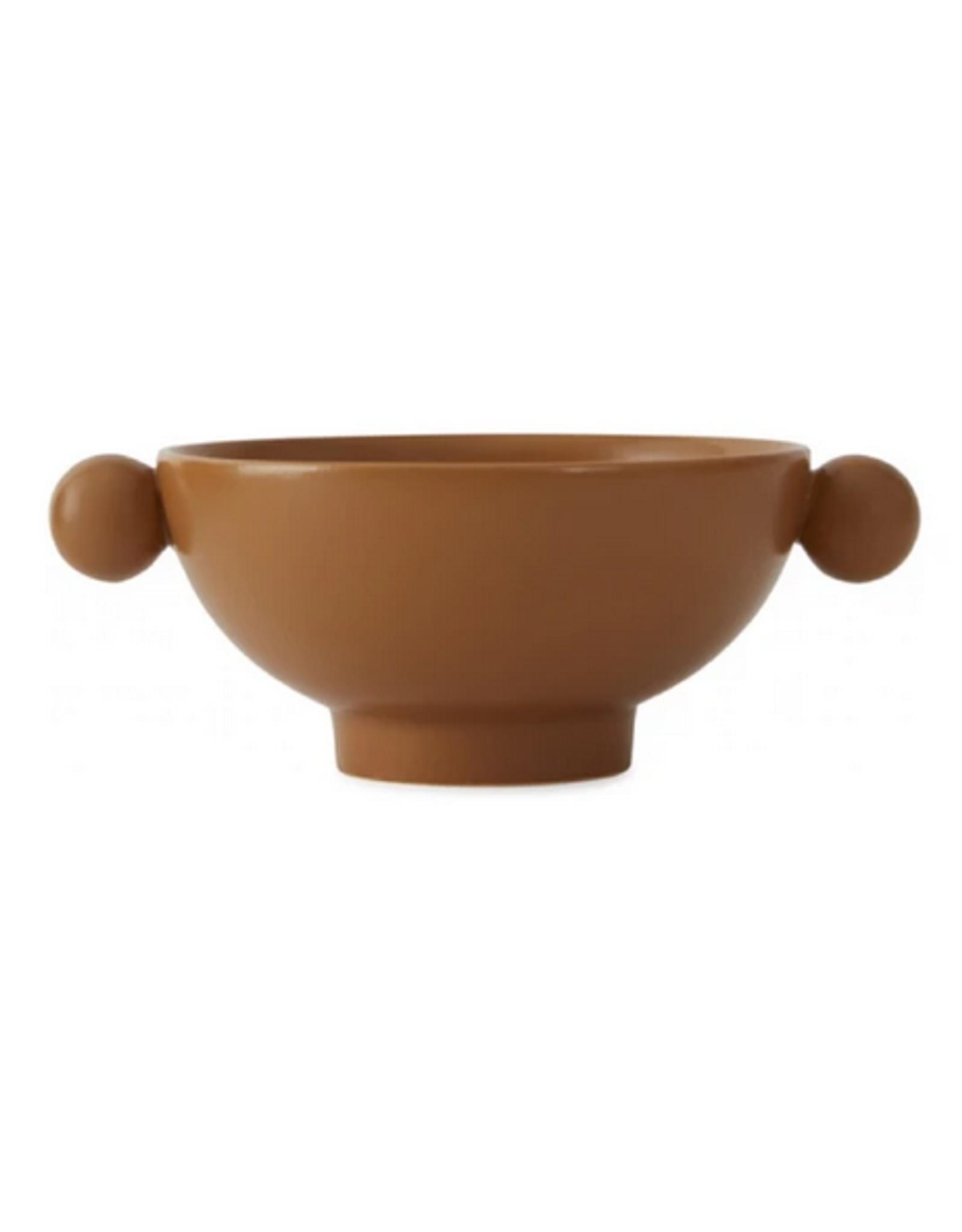 OYOY Inka bowl Caramel