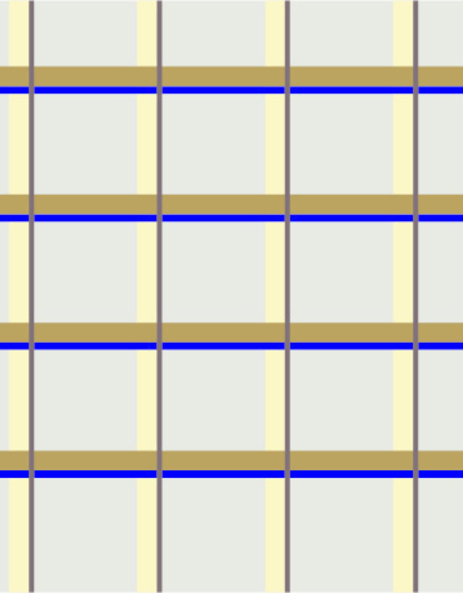 broste copenhagen Paper Napkin Zappa Pale banana Yellow