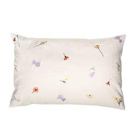 broste copenhagen Broste Cushion Cover Flora Cotton 40x60cm