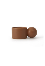 OYOY OYOY inka egg cup (pack of 2) caramel