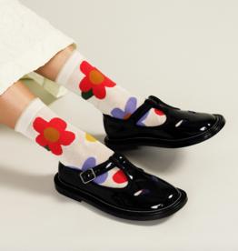 hansel from basel Ethel Ivory socks