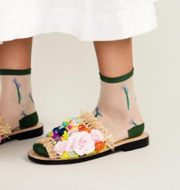 hansel from basel Bouquet socks