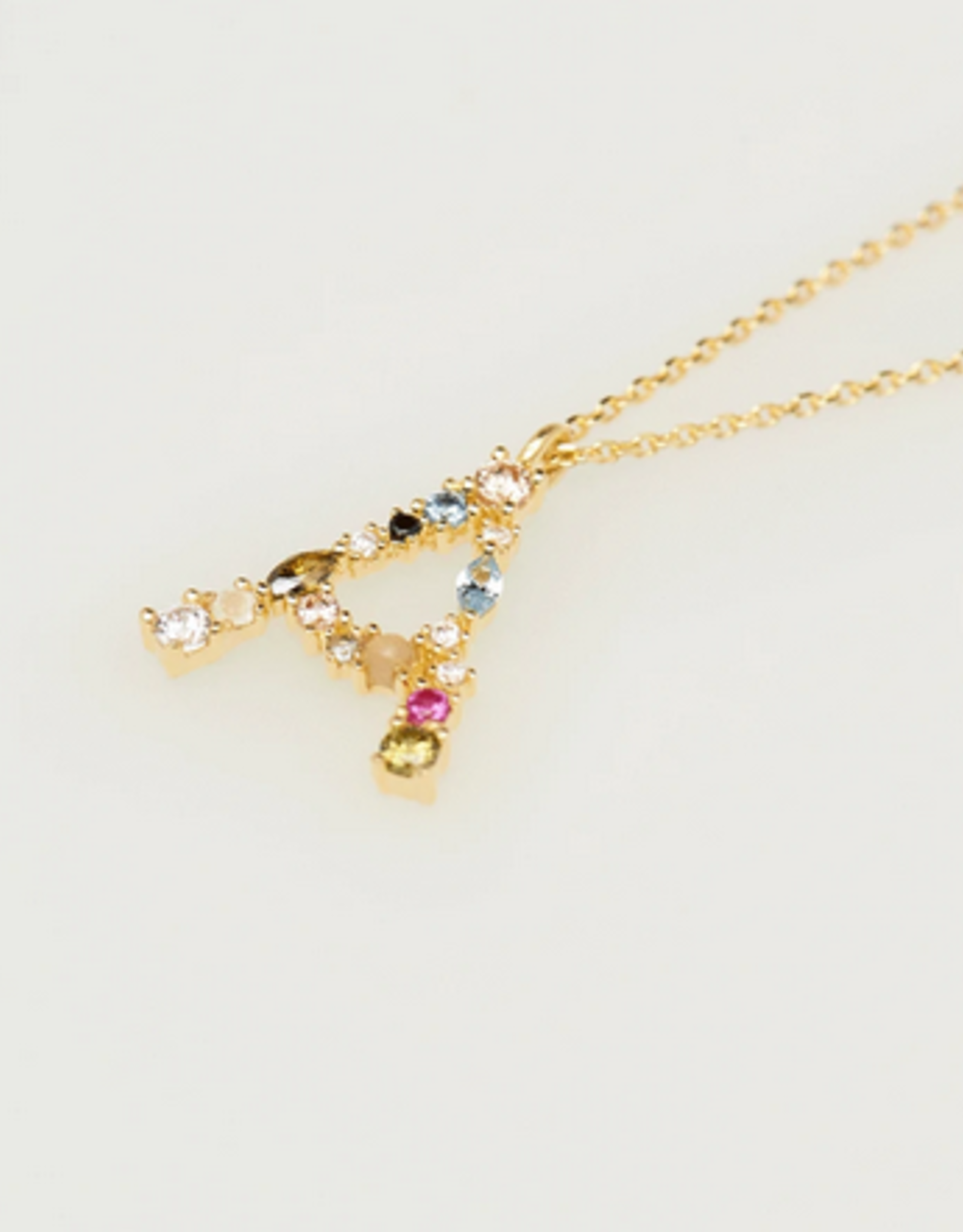 PD Paola A necklace gold