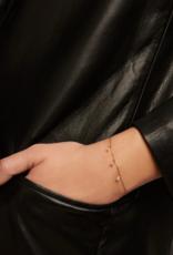 PD Paola Elija gold bracelet
