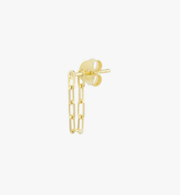 Wildthings Collectables Chain Earring Gold