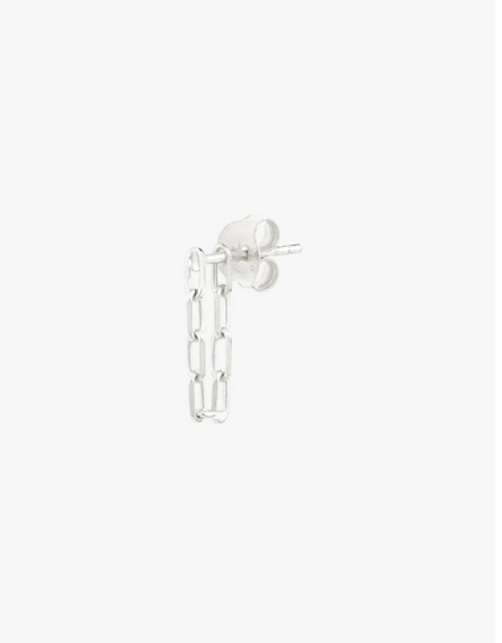 Wildthings Collectables Chain Earring Silver