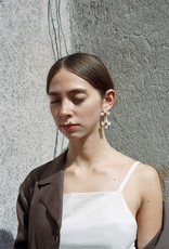 Après Ski Hana double earrings