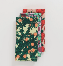 Baggu Reusable Cloth Set backyard fruit