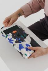 "Baggu Puffy Tablet sleeve Litho Floral 8"""