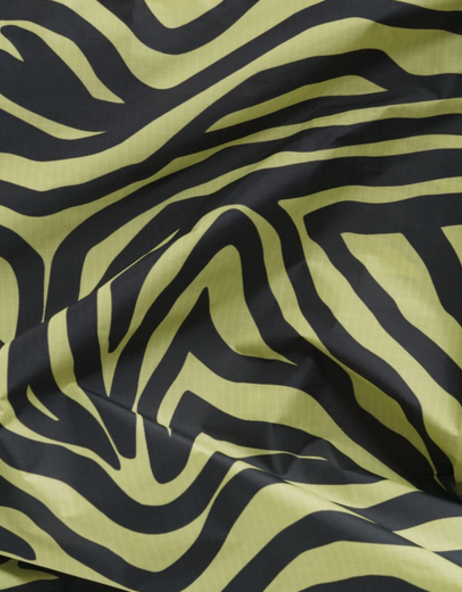 Baggu Standard Reusable bag zebra olive