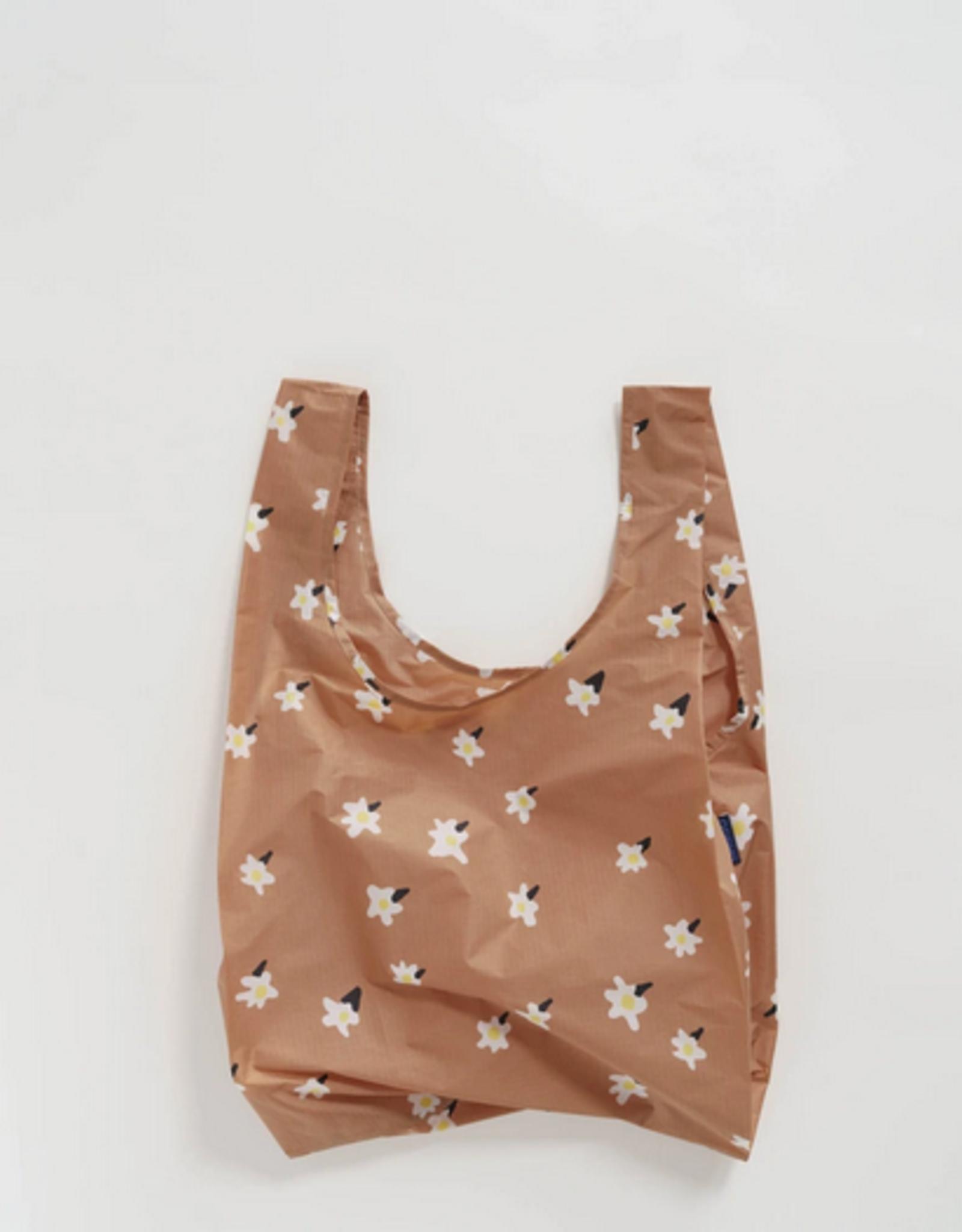 Baggu Standard Reusable bag Painted daisy