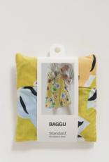 Baggu Standard Reusable bag Paper Floral