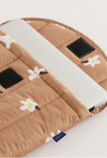 Baggu Puffy Laptop Sleeve 13 inch Painted daisy