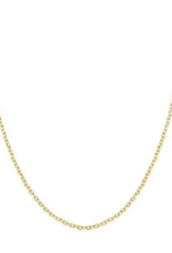 Cleopatra's Bling Gauri Pendant Goldplated necklace
