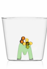 Ichendorf Glass Alphabet M