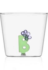 Ichendorf Glass alphabet B