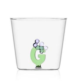 Ichendorf Glass Alphabet G