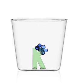 Ichendorf Glass Alphabet K