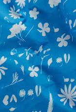 Baggu Standard reusable bag floral sun print blue