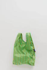 Baggu Baby reusable bag lawn stripe