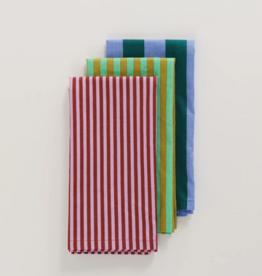 Baggu Reusable cloth set afternoon stripes