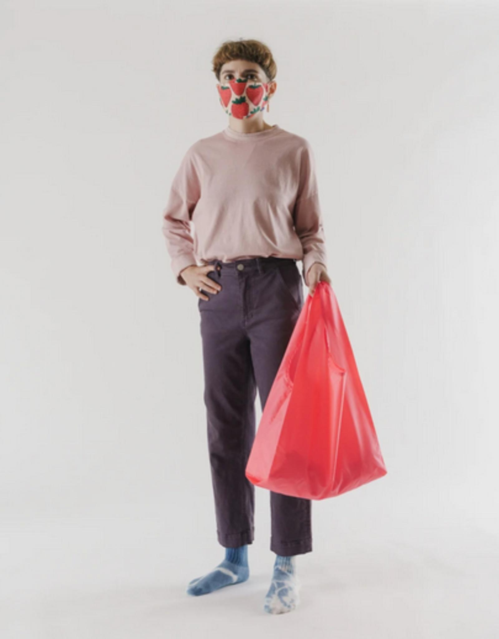 Baggu Standard Reusable bag watermelon pink
