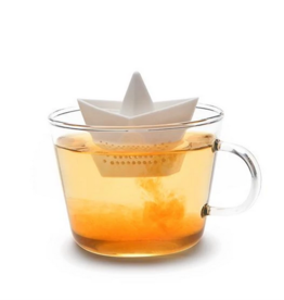 abodee Paper boat tea infuser