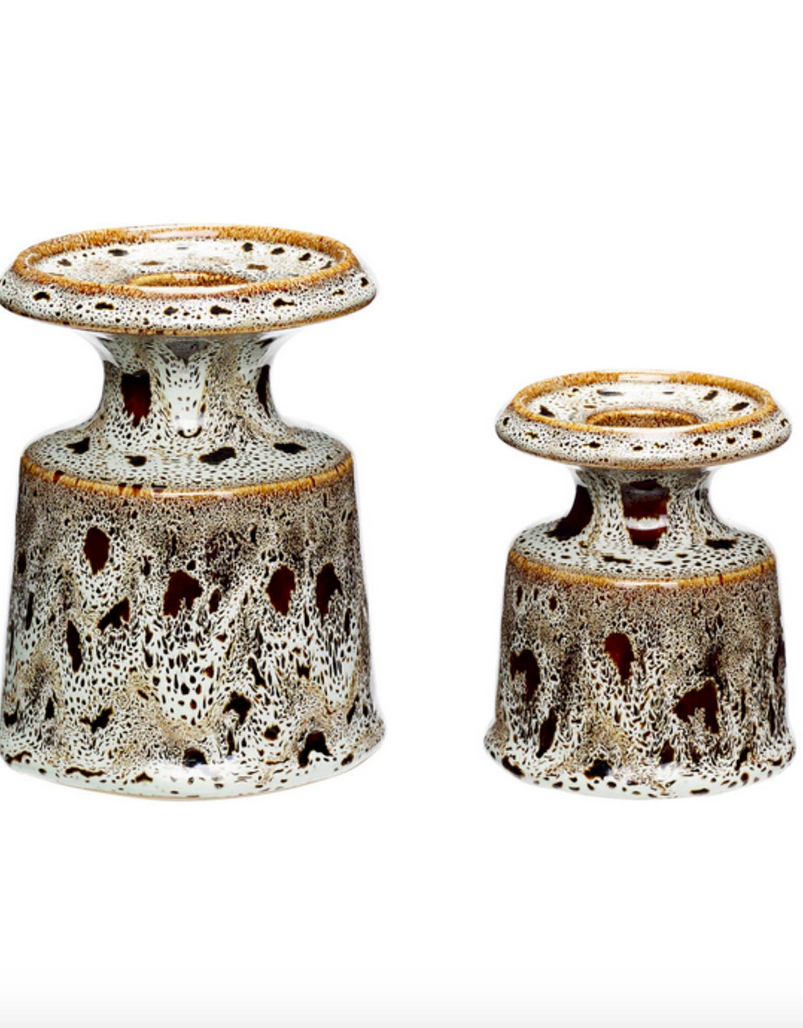Hübsch Candlesticks (set of 2)